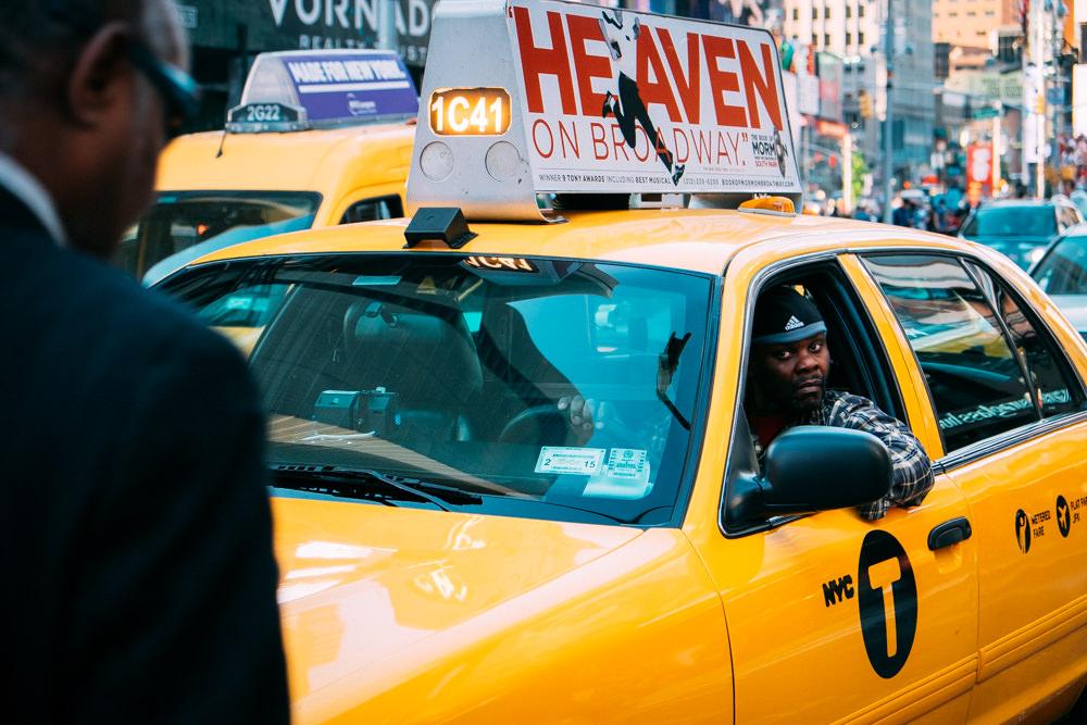 reise bericht new york gotham taxi gelb heaven on broadway