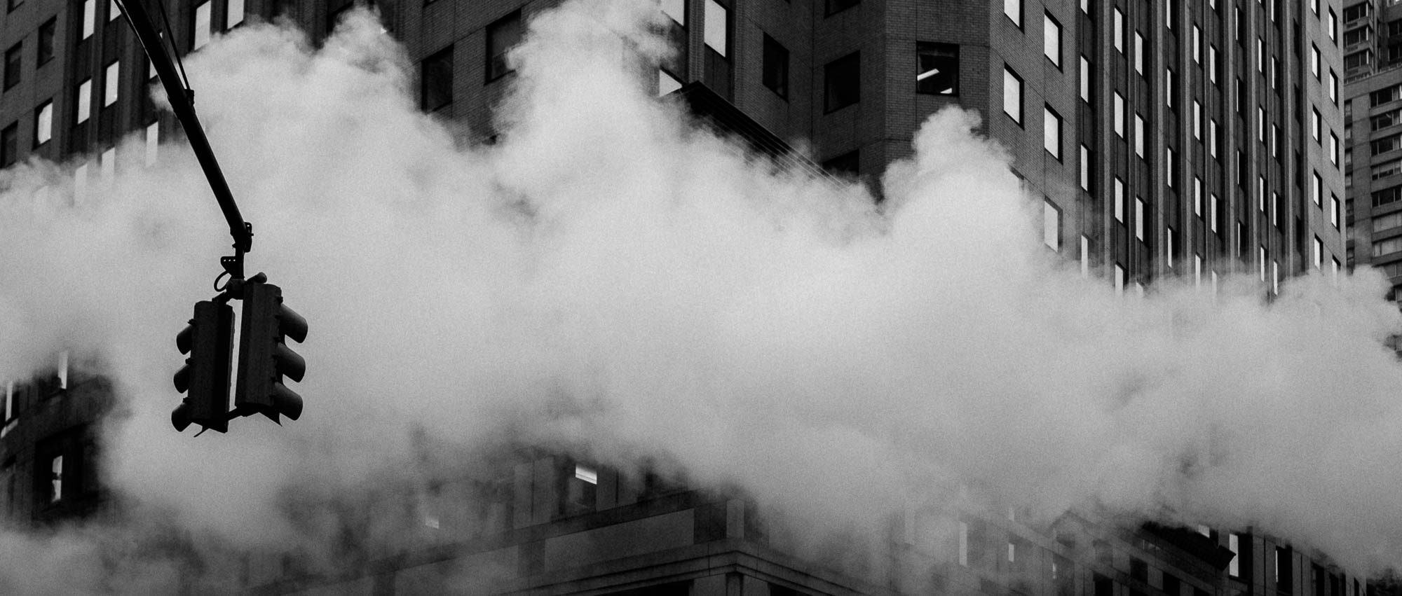 reise bericht new york gotham rauch nebel dampf und ampeln city